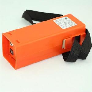 External Total Station Battery Pack For Leica Geb70 Tps Serise Gps