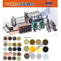 Wholesale Horizontal Cathodic Arc Coating Machine PVD Arc Plating Equipment For Bracelet from china suppliers