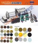 China Horizontal Cathodic Arc Coating Machine PVD Arc Plating Equipment For Bracelet wholesale
