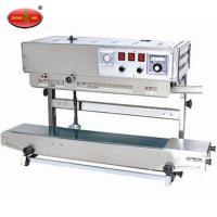 Buy cheap FR-900V Vertical Continuous Band Sealer with Solid-Ink Coding from wholesalers