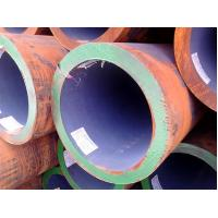 China MTC / COC / ISO Alloy Steel Seamless Boiler Pipes For High Temperature Service wholesale