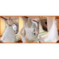 China Wedding Dress / Cathedral Train Skirt (TS-0005) wholesale