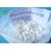 China Halotestin Anabolic Androgenic Steroids , Pharmaceutical Raw Materials Fluoxymesterone 76-43-7 wholesale