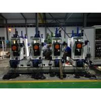 Galvanised Steel Pipe Milling Machine 100m / Min Mill Speed FF Forming 1 Year Warranty
