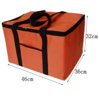 China Childrens Lunch Insulated Food Bags , Nylon Cooler Bag For Hiking wholesale