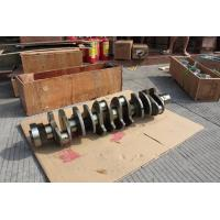 Quality Electric 42rmo4 Crankshaft Forging For Ship / Boat Industry , High Precision for sale