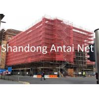 China Antai Hot Exported Green HDPE/ PE Material Scaffold Safety Net wholesale