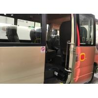 China Electric Motor Automatic Bus Door System , Bus Door Parts For Coaster on sale