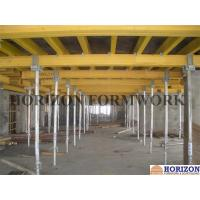 China Horizontal Slab Formwork Systems , Movable Table Form For Concrete Slab  wholesale