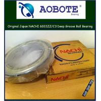 China Original Japan Nachi 6022 ZZ/C3 Deep Groove Ball Bearing wholesale
