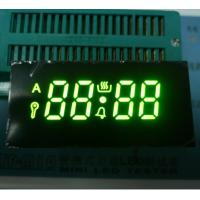 China 0.41 Inch Green Seven Segment Display 10.7mm Foroven Timer Control wholesale