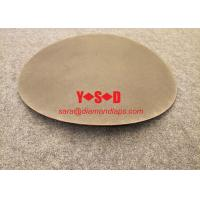 """China magnetic backing flexible diamond abrasive disc 18"""" diameter with 560 grit wholesale"""