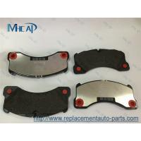 China 95835193910 Car Brake Pads Repair Front Disc Brake Pads with 4 Pcs wholesale