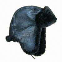 China Fur Hat/Sheepskin Hat, OEM Services are Welcome wholesale
