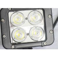 China 40W Offroad LED Driving Lights Beacon 4WD UTE SUV Jeep Driving Lights wholesale