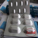 China Cold alu alu foil aluminum foil pharmaceutical blister packing wholesale
