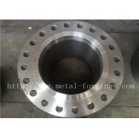 Quality SA182- F316  F316L Forged Stainless Steel Flange Max OD 2500mm for sale