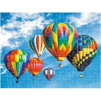 Buy cheap Cute animal 0.6mm PET 3D Lenticular Jigsaw Puzzles For Kid / 3d Puzzles Game from wholesalers