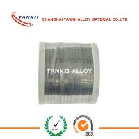 China Ni60Cr15 Ni35Cr20 Ni30Cr20 Nickel Chromium Resistance Alloy Nicr Alloy Nicr Flat Wire And Strip wholesale
