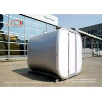 Buy cheap Luxury Modular Box Capsule Cube Hotel Tent For Party campion different color from wholesalers