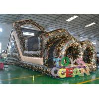 China Digital printing Inflatable Obstacle Course wholesale