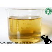 China 99% Purity Yellow Steroid Oil Trenbolone Acetate For Bodybuilding CAS 10161-34-9 wholesale