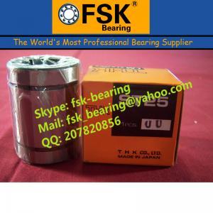 China Original THK Linear Rotating Bushing Bearings ST25UU Size 25*37*45mm wholesale