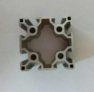 China 6005 Anodized Aluminum Assembly Line /Extruded Architectural Aluminium Profiles wholesale