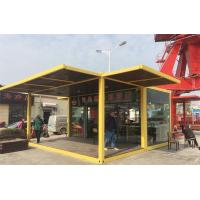 China Home Removable Storage Container Houses For  Portable Office wholesale