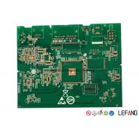 Buy cheap Rigid Double Sided Printed Circuit Board Pcb Double Layer for Automotive Components from wholesalers