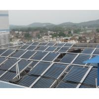 China Circulating Continuously Vacuum Tube Solar Collector For Solar Projects wholesale