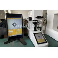 China Touch Screen Digital Vickers Hardness Tester For Ceramics  ,  Agate on sale