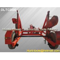 China Drum, Tube Trailer CABLE DRUM TRAILER supplier on sale