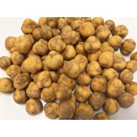 China BBQ Flavor Coated Crispy Roasted Chickpeas Snack BRC Certificate wholesale
