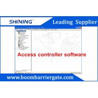 China SDK Monitoring Access Control Software For Time Attendance Administration wholesale