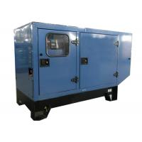 China Auto start soundproof diesel 80kva generator set France SDMO type super silent wholesale