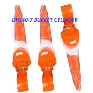 China Doosan  solar  s340 bucket hydraulic cylinder Daewoo hydraulic cylinders of construction equipments parts wholesale