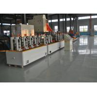 China Straight Seam Stainless Steel Pipe Milling Machine High Precision on sale