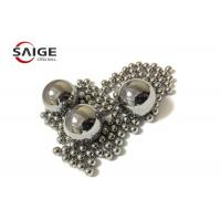 China Hardened AISI 420 Stainless Steel Balls , 1.5mm / 2.5 Mm Steel Ball Wear Resistance wholesale