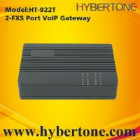 Buy cheap 2 FXS Ports VoIP Gateway ata HT-922T VOIP Terminal ATA from wholesalers