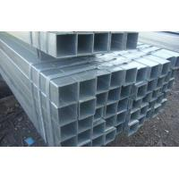 China High Deformability Pre Galvanized Square Tubing Uniform Coating Thickness on sale