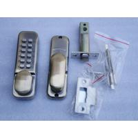 Buy cheap Push button Lock from wholesalers