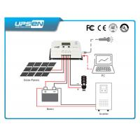 China Auto cool Solar Charger Controller , 12 volt solar panel charge controller wholesale