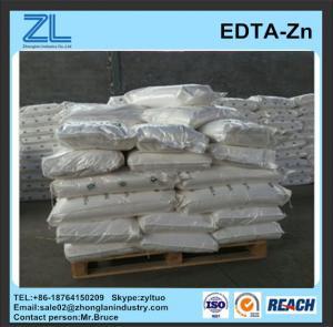 China zinc disodium edta white powder wholesale