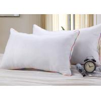 China Fashion Silentnight Feather And Down Pillows Pair For Adults Most Comfortable wholesale