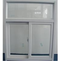 China Soundproof Mill Finished Aluminum Window Extrusion Profiles 60 - 80 um Coating wholesale
