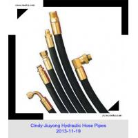 China High Pressure Hydraulic Rubber Hose Assembly (Hose&Hose Fittings) wholesale