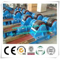 Automatic Industrial Pipe Welding Rotator Adjust By Bolt Or Screw