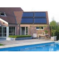 China swimming pool solar water heater collector wholesale