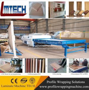 China Pvc Vacuum Membrane Press Machine wholesale